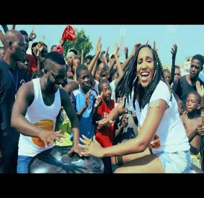 Nsoki Feat. Godzila do Game & Elenco Da Paz - Africa Ndolo (Afro Pop) 2018