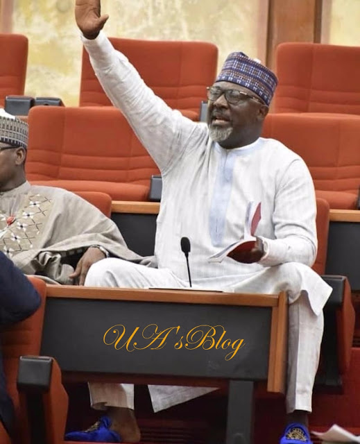 How Gov. Yahaya Bello Is Currently Planning To Kill Me - Dino Melaye Makes Shocking Claim