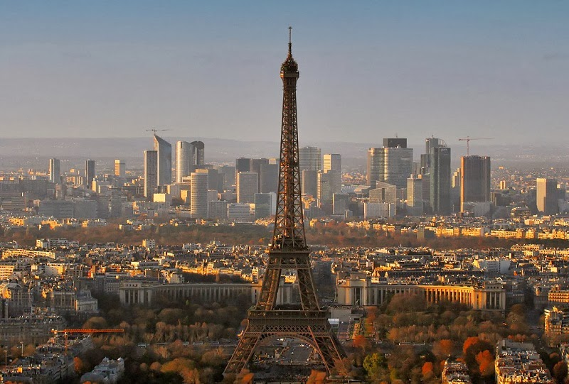 Eiffel Tower - Top 10 Sites in Paris