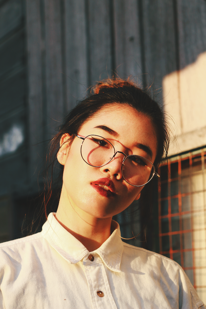 Brunei Blogger May Cho | Kg Ayer, Golden Hour, Portrait, The Mayden