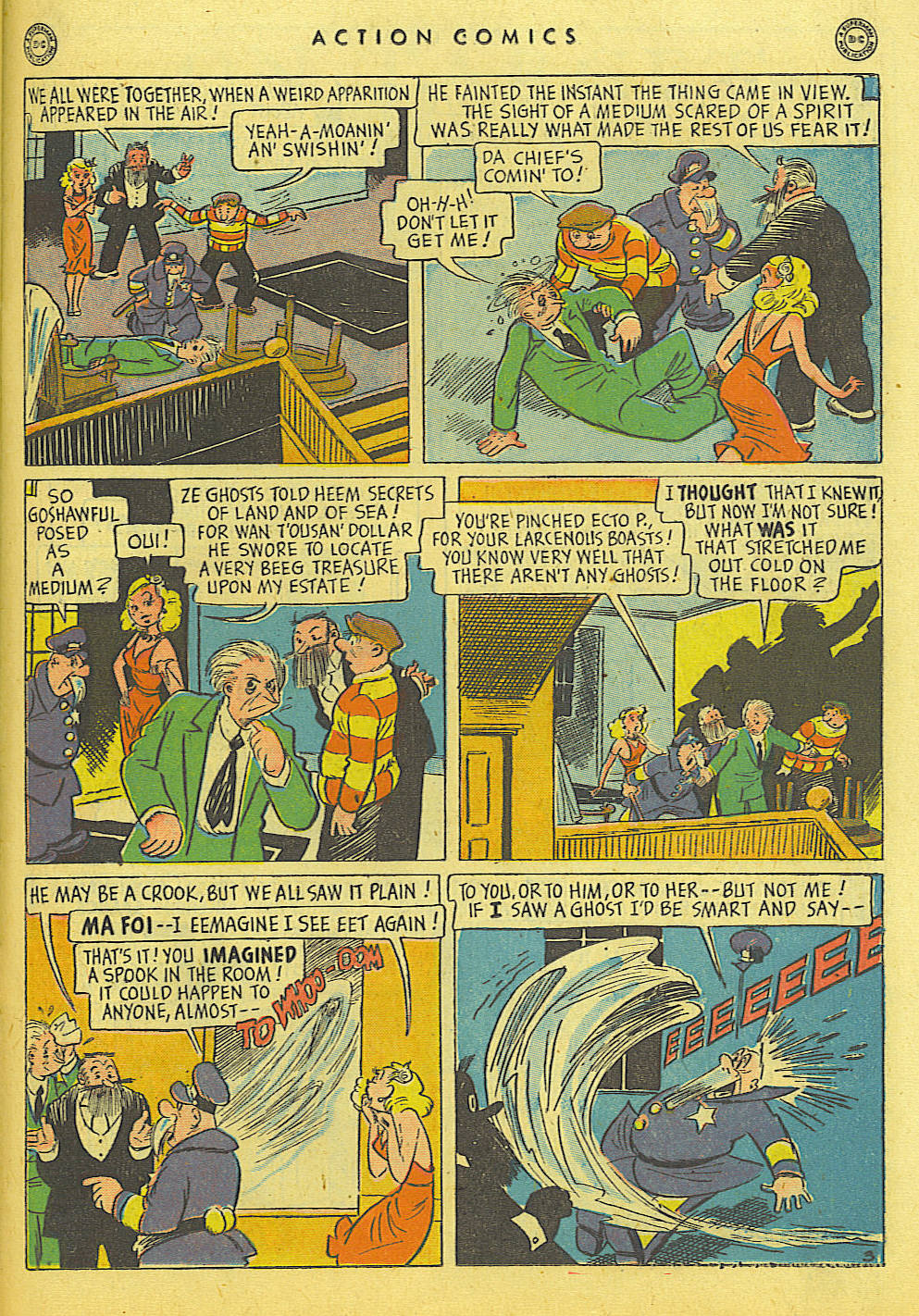 Read online Action Comics (1938) comic -  Issue #114 - 35