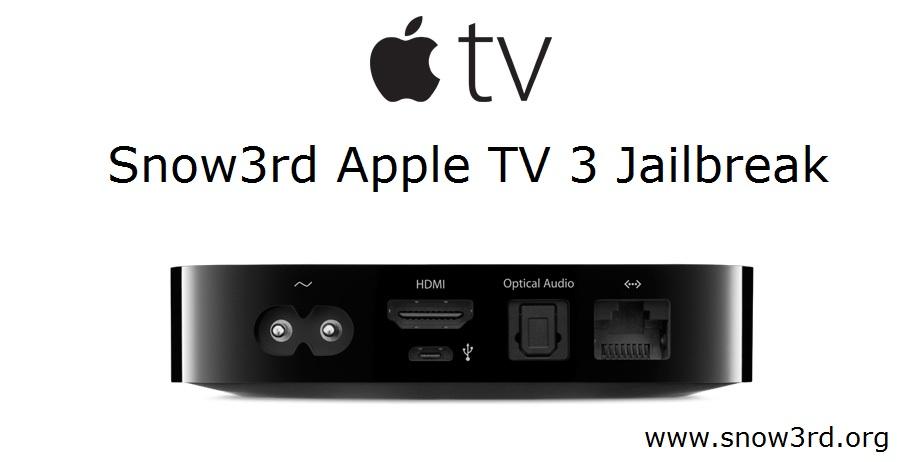 Apple Tv 3 Support