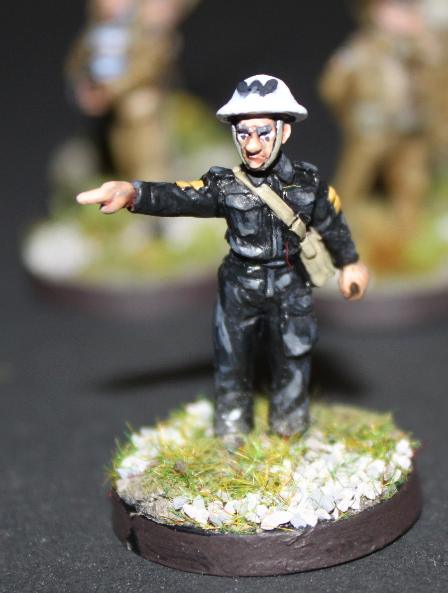 The Analogue Hobbies Painting Challenge Theme Bonus Rounds Put That Light Out Hodges Or Ruddy Hooligans