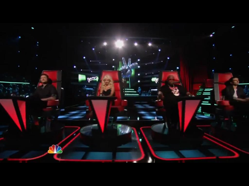 The Voice America Judges