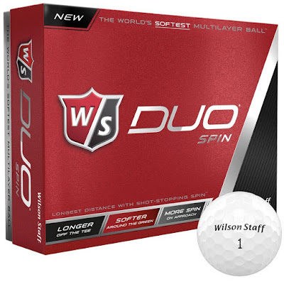 Wilson Staff DUO Spin review