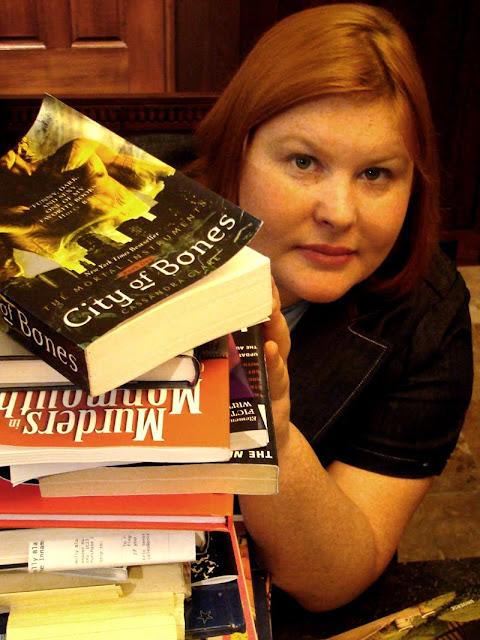 News: Novos livros de Cassandra Clare. 6