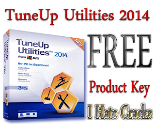 TuneUp Utilities 2014 With 6 Months Product Key For Free (Giveaway)