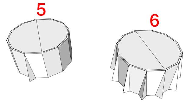 Cara Membuat Model Kain 3D Dengan SketchUp