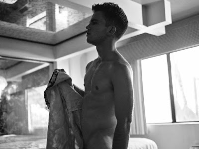 MOTEL with model Bryce by Brian Kaminski