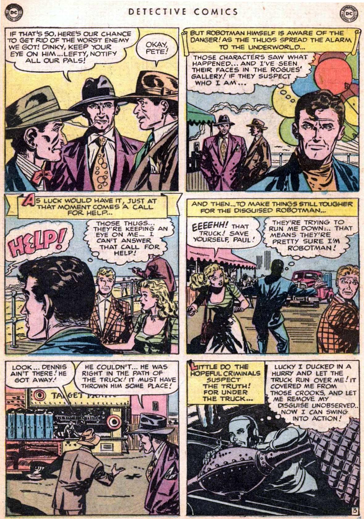 Detective Comics (1937) 157 Page 27