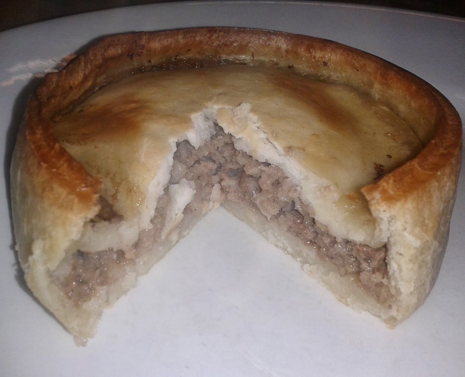 Supermarket Scotch Pie