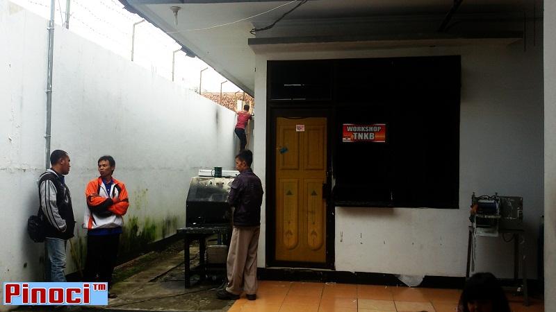 Tempat TNKB - Samsat Purwokerto