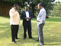 MUDAVADI pulls a surprise on RAILA as he says his mock swearing in was unconstitutional that's why he skipped