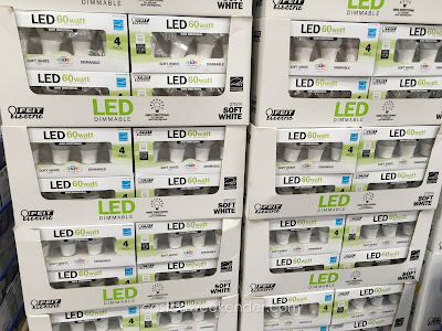 Feit Electric LED 60W Light Bulb - Conserve energy without sacrificing brightness