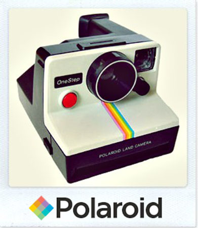 Camera Polaroid kuno