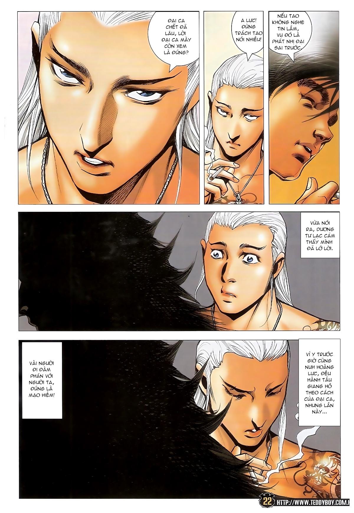 NGƯỜI TRONG GIANG HỒ trang 17