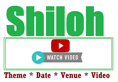 Watch Shiloh 2017 Live Here