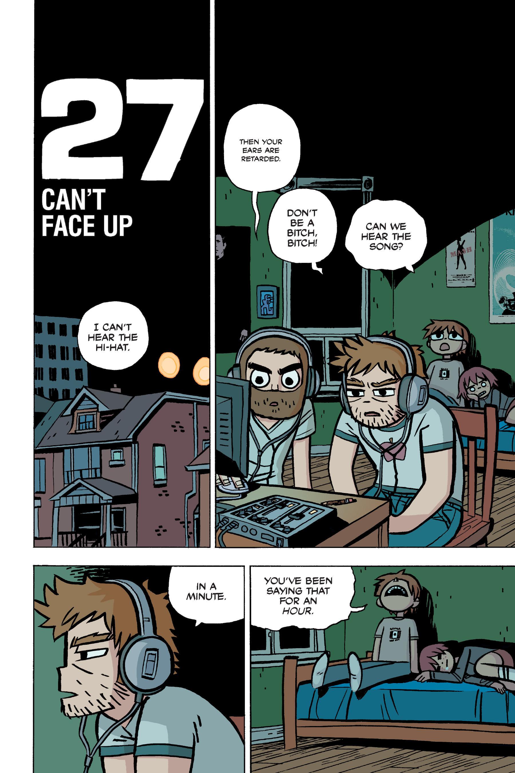 Read online Scott Pilgrim comic -  Issue #5 - 33