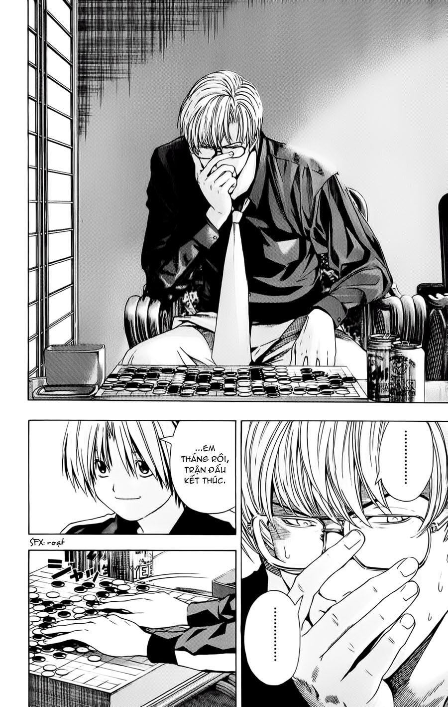 Hikaru No Go hikaru no go chap 124 trang 13
