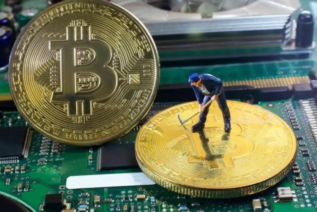 Cara Mining atau Menambang Bitcoin