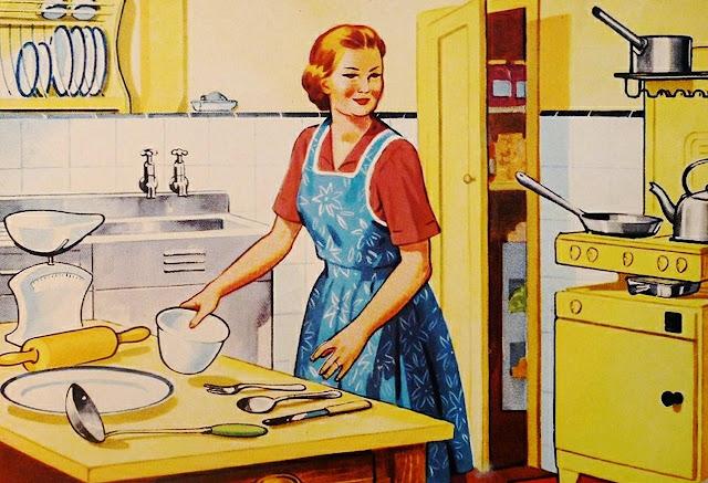 2 Hal Yang Membuat Masakan Rumahan Sulit Dilupakan