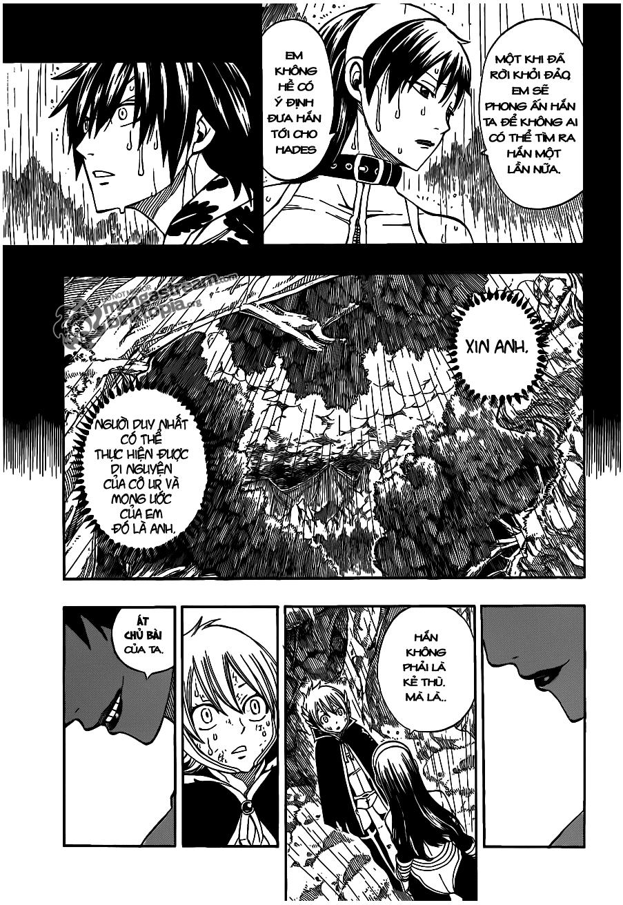Fairy Tail chap 239 trang 9