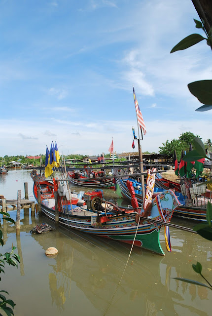 Photo of Kelantan Fishing Boat