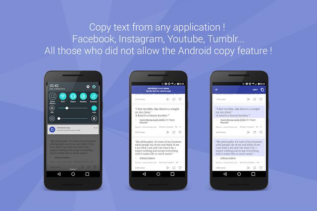 تعـرف على 3 تطبيقات ستسهـل عليك نسخ النصـوص على هـواتف الأنـدرويـد