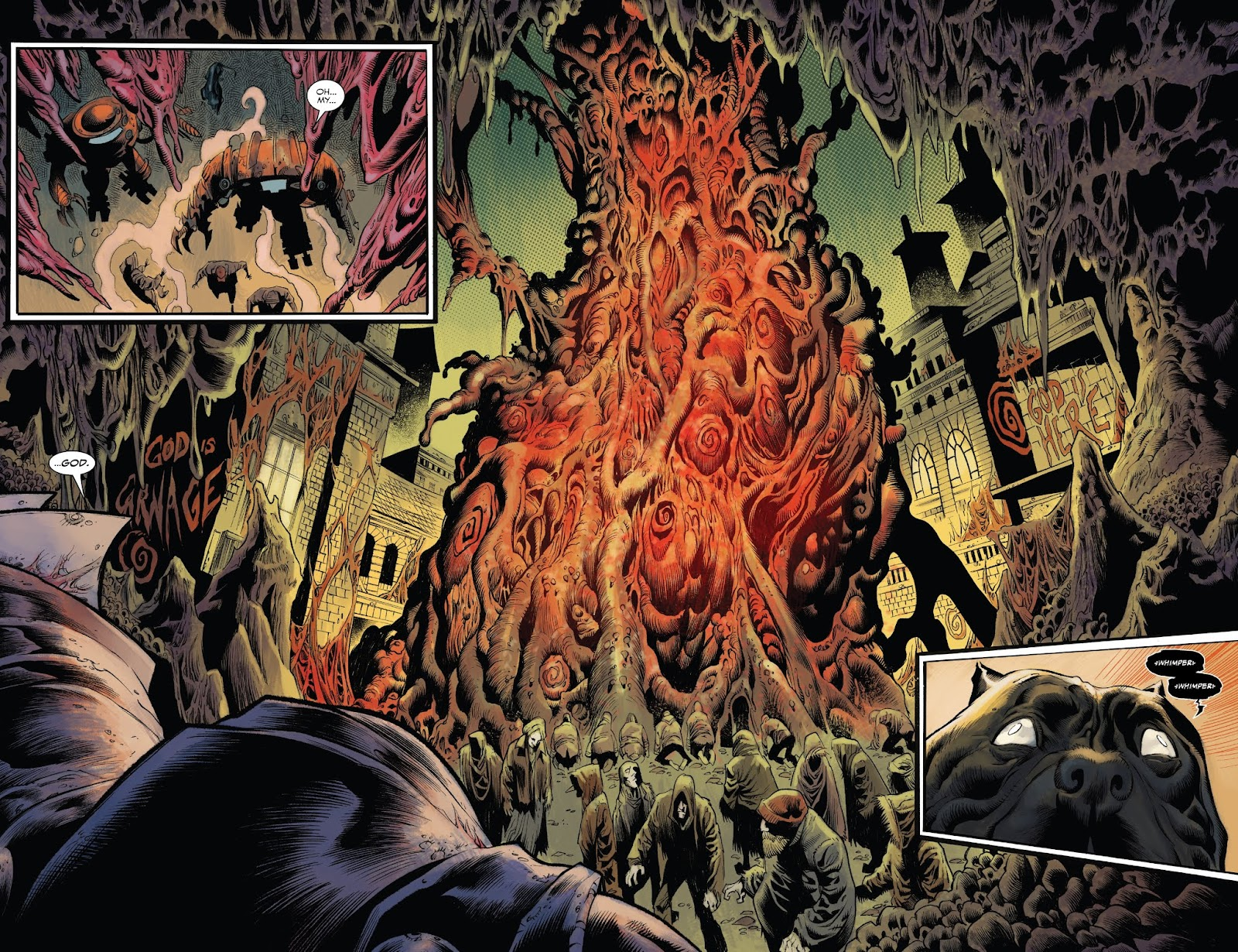 Read online Web of Venom: Unleashed comic -  Issue # Full - 22