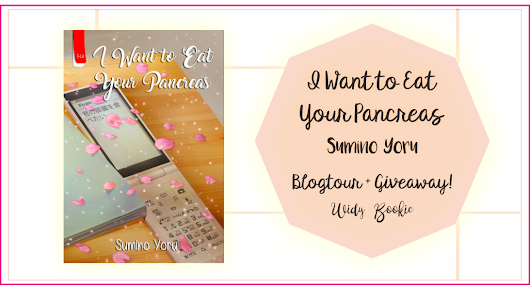 [Review] I Want To Eat Your Pancreas (GIVEAWAY!)