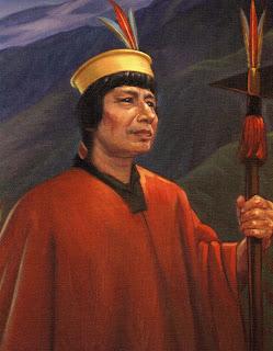 Atahualpa: O Último Inca