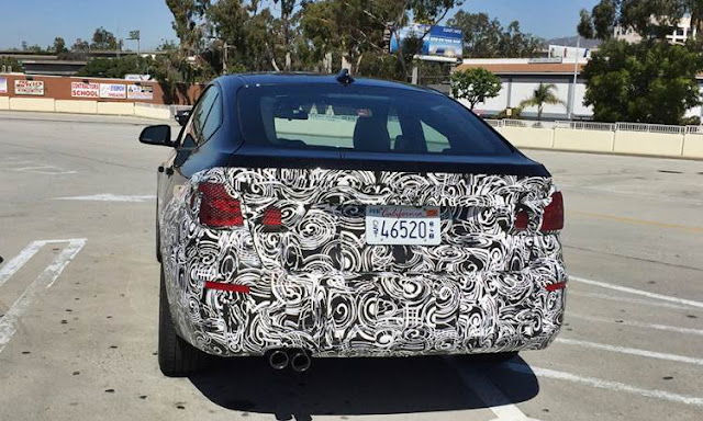 Facelifted BMW 3 Series Gran Turismo spotted in California