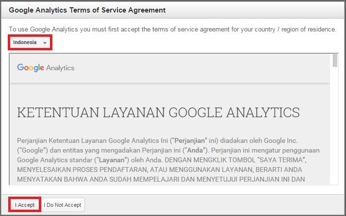 Cara Tepat Menggunakan Google Analytics di Blog Terbaru