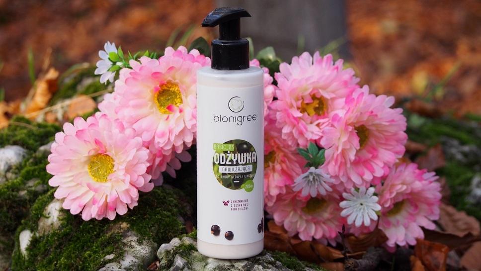 Kosmetyki do włosów Bionigree, szampon Bionigree, Odzywka do włosów Bionigree,
