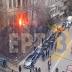 Βίντεο ντοκουμέντο: Ο εμπρησμός στην κατάληψη Libertatia από ακροδεξιούς