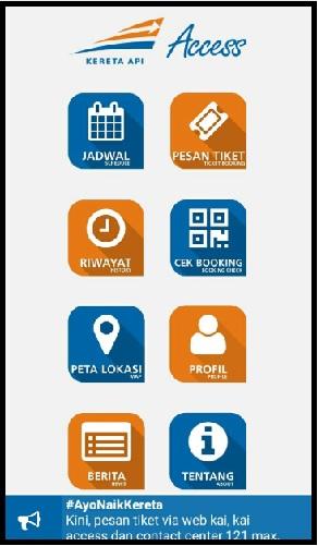 Cara Bayar Tiket Kereta Via Bca Atm Klikpay Mobile Banking Kartu Bank