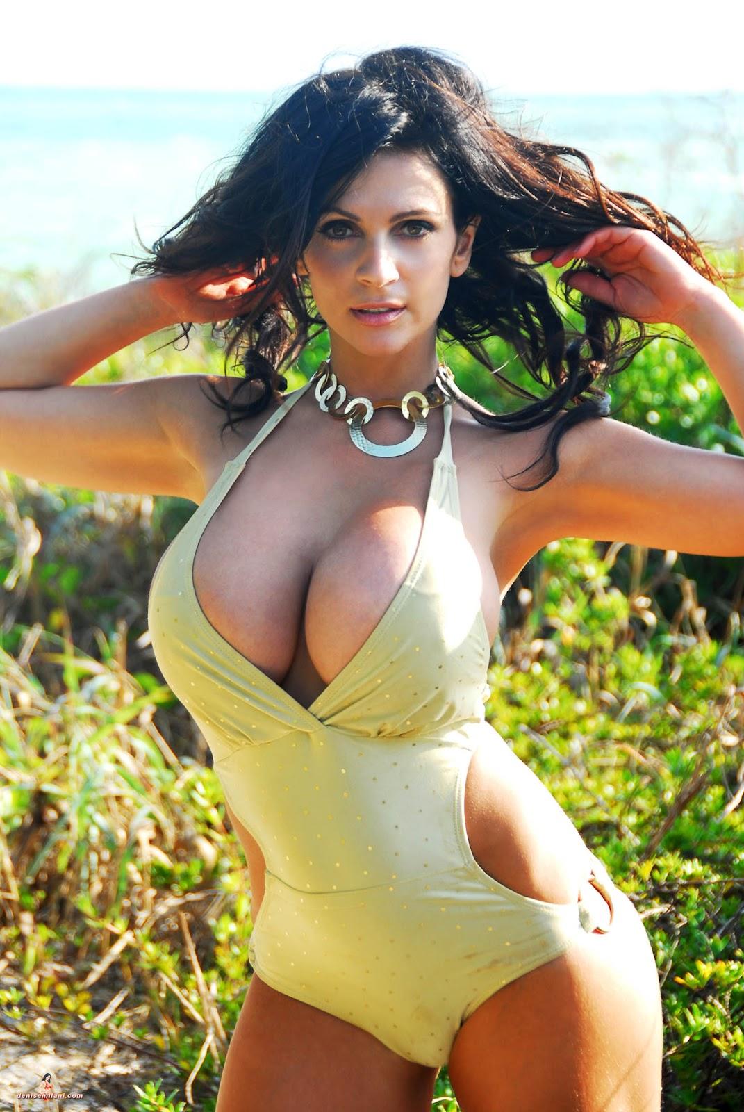 image Denise milani fitness pro non nude