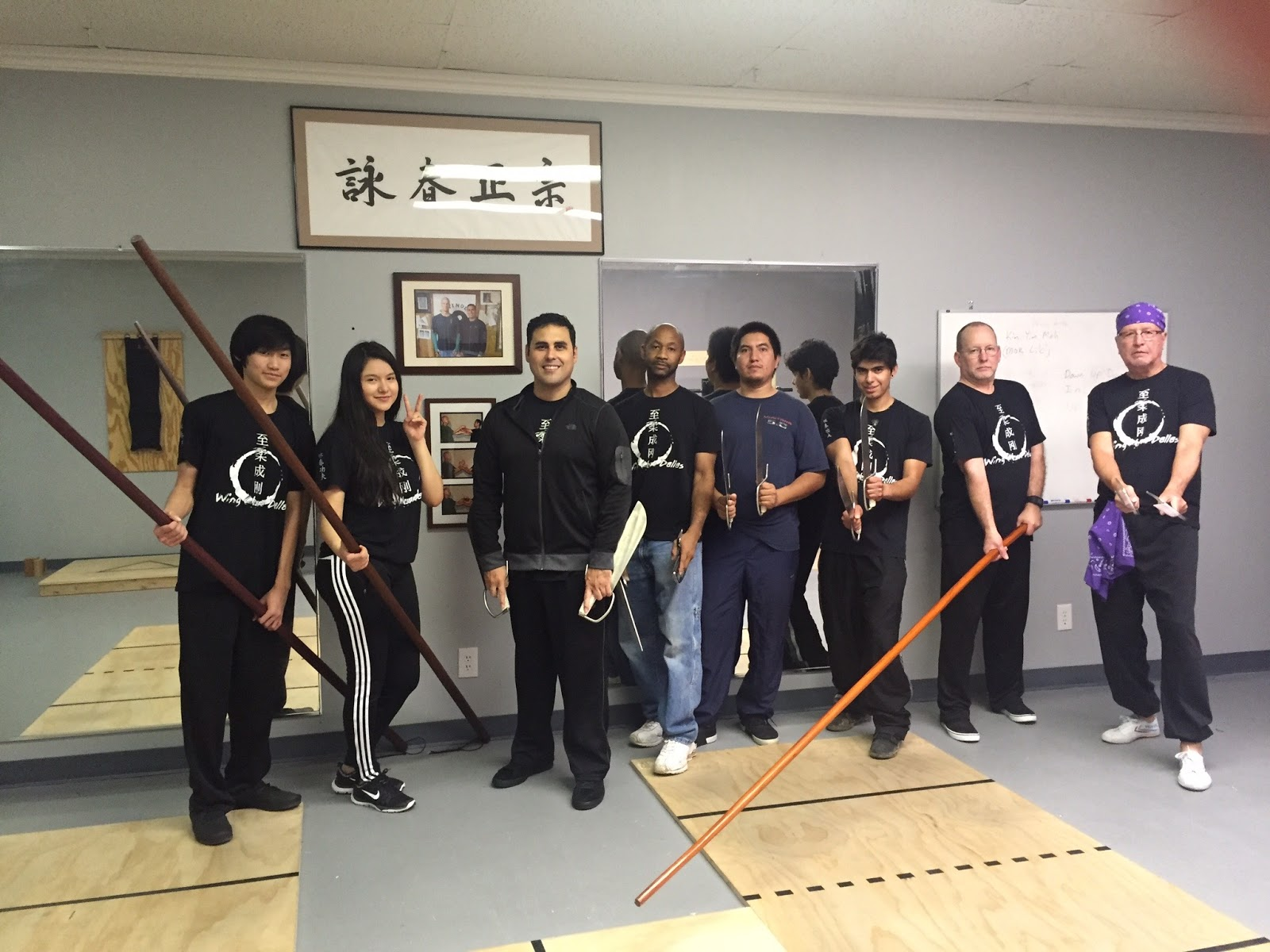 Wing Chun Dallas Kung Fu: Weapons Wednesday