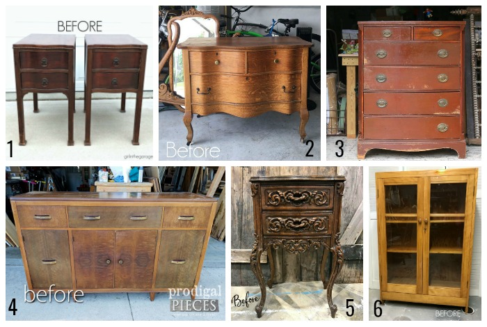 Furniture Fixer Upper Challenge June 2018