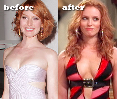 Alicia Witt Plastic Surgery Before And After Boob Job And