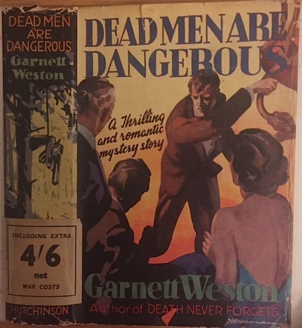 Pretty Sinister Books: FFB: Garnett Weston, Screenplay