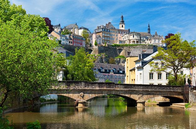 لوكسمبورغ أحد أجمل دول العالم