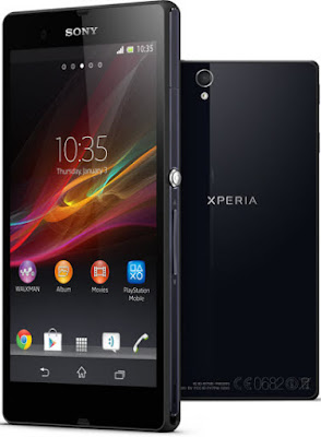 Sony Xperia Z Complete Specs and Features