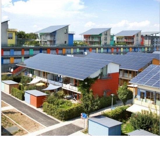 Alemania cierra la puerta a la energía nuclear y al petróleo, apuesta por eólica, solar y biomasa.