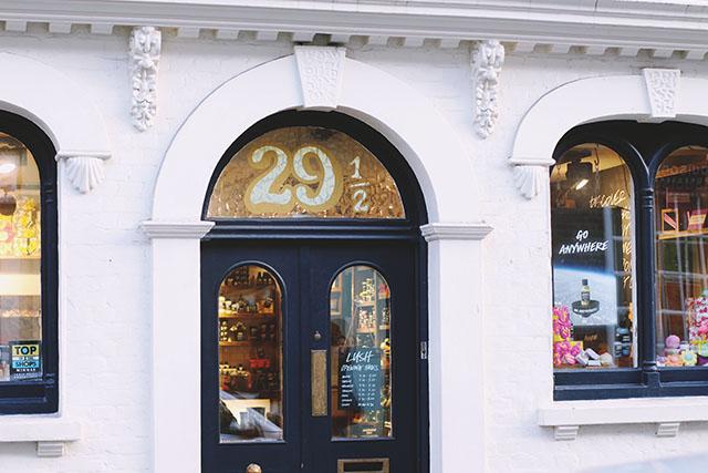 Lush 29 High Street Poole