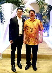 With My Mentor (CEO Green Bay Pluit)