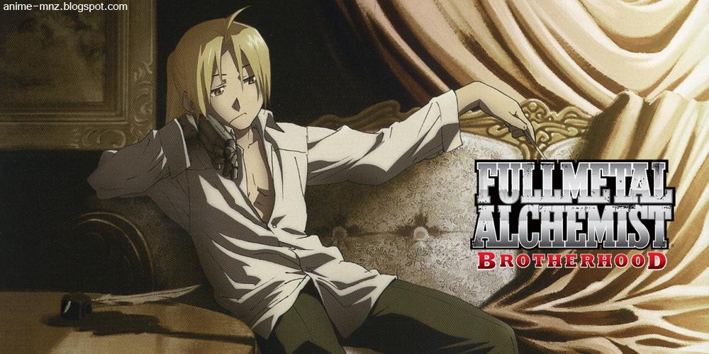 مشاهده وتحميل حلقات الكيميائي المعدني Fullmetal Alchemist: Brotherhood مترجم مشاهدة اون لاين 1