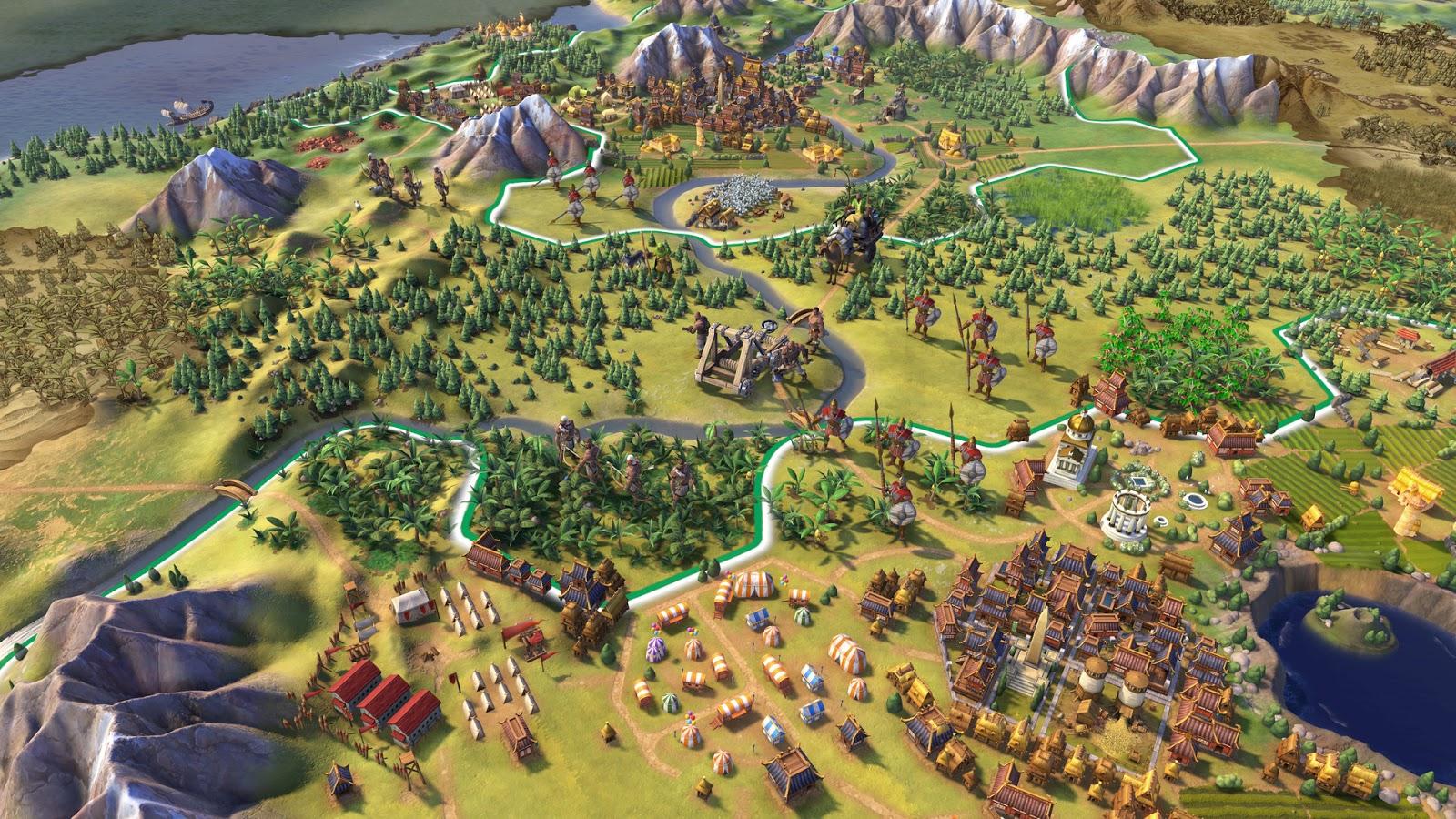Sid Meiers Civilization VI Gathering Storm PC ESPAÑOL (CODEX) 2
