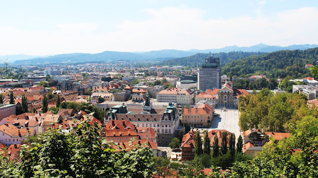 Ljubljana chateau