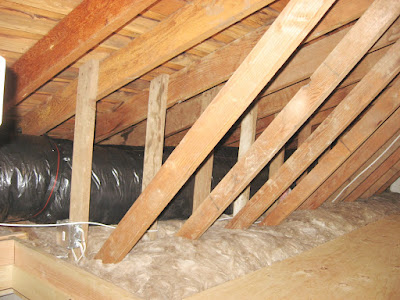 Energy Conservation How To Better In Attic Furnace Ducting